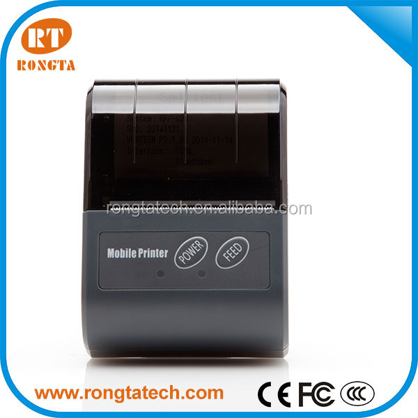 hot sale MINI Bluetooth mobile receipt Ticket Printer for Bus Ticket Selling Management