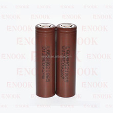 High Capacity Authentic LG HG2 18650 Battery pk LG HE4, 3000mAh Battery 3.7V