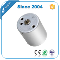 high torque low speed permanent magnet 12v dc motor for medical pump