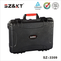 hard plastic military tool case for small parts