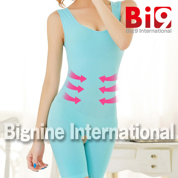 Light Control one-piece pull-on seamless design Underbust Bodysuit