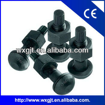 High quality high strength bolt/hub bolt grade 10.9/12.9 in Volkswagen and Audi Automobile
