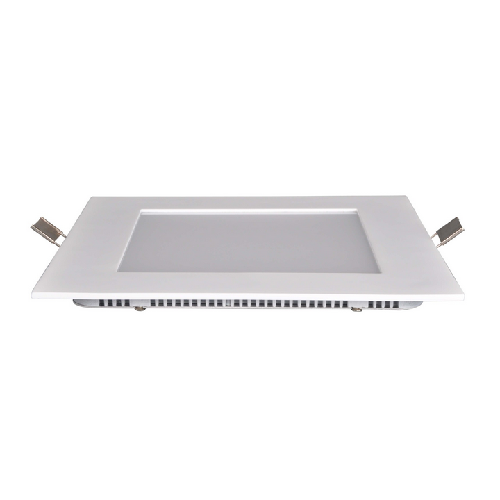 2015 square ceiling <strong>LED</strong> flat panel lights 18W factory price