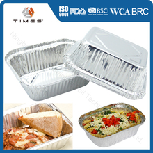 500ml Take away disposable, aluminium foil food containers