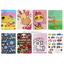 Cartoon leather phone case for ipad air