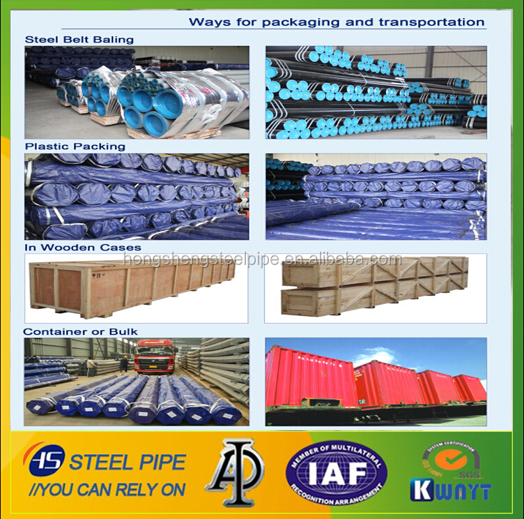 Hot Sale High Precision Japanese Japan Galvanized Steel Tube