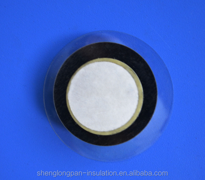 2014 hot sale customized piezo ceramic rings