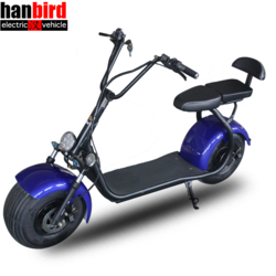 Big Power 2 Person Electric Moped Scooter 5000w from China Factory