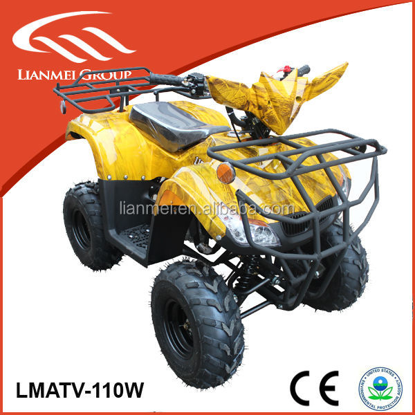 best choices china dune buggy 110cc quad bike with CE/EPA