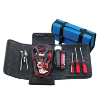 18pcs Auto Tool Kit Bag, Car Emergency Tool Set