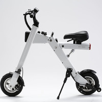2016 New style two wheel electric scooter with seat made in China