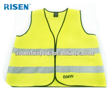 China wholesale cheap price hi vis safety vest/reflective wear/safety apparel