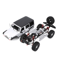 SCX10II 1/10 brushed electric 4WD 4x4 hobby truggy trucks kids hobby car rc rock crawler