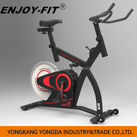 magnetic fitness flywheel exercise bike spin bike