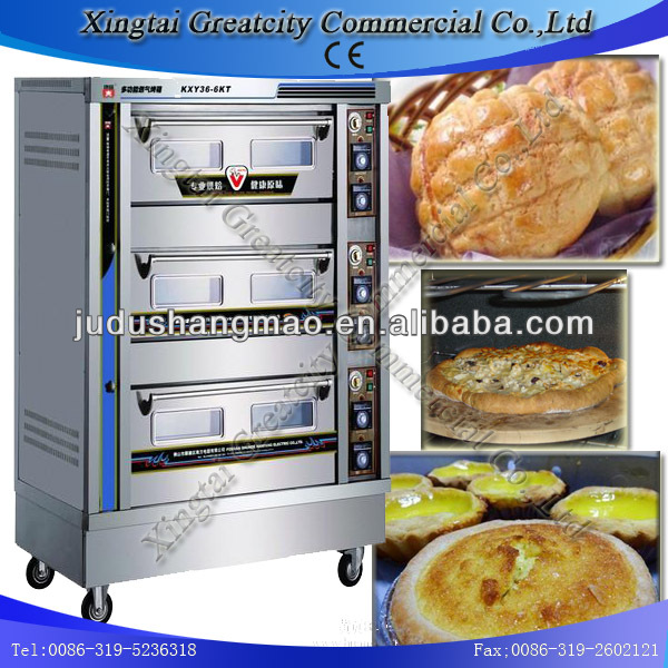 Electric oven india/bread equipment for sale
