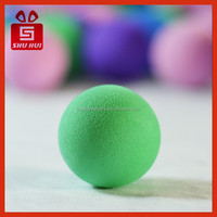 2015 hot sale EVA Foam Stress Basketball/football/Soccer stress ball eva foam balls