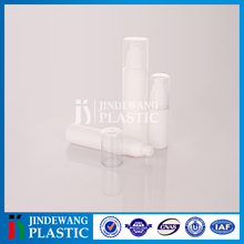 China top factory pp small Plastic airless pump cosmetic 50ml spray bottles