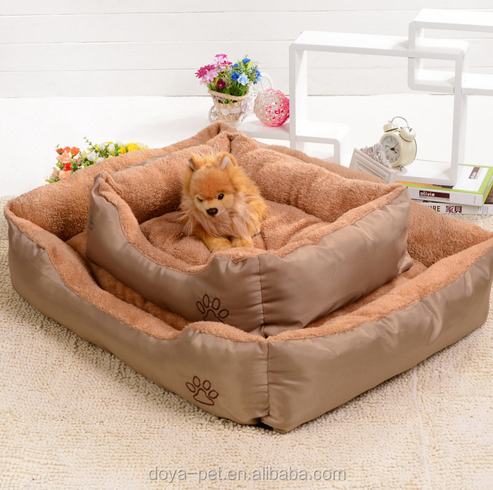 Lovely plush memory foam sponge animal shaped pet beds dog beds