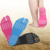 New Style Sand Beach Waterproof Heat Insulation Adhesive Foot Pad Insole