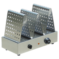 Commercial Electric Egg Waffle Warmer BN-BX3