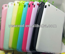 "Candy Soft Rubber TPU case cover For Apple Ipad MINI 7""tablet"