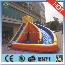 HI Best quality inflatable water slides wholesale,giant inflatable water slide for adult