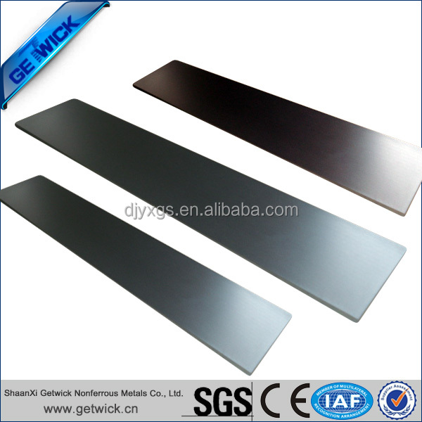 Cold rolling 0.1mm thick 99.95% 0.1mm thick 99.95% niobium strip