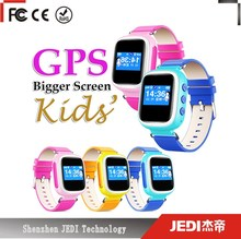 2017 q60 newest kids smart watch android watch phone with gps wifi 3g sim E0094