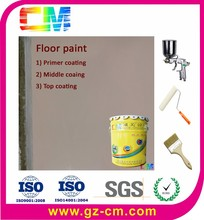 Best price in Guangzhou car packing floor paint warehouse floor paint basketball flooring paint wholesale