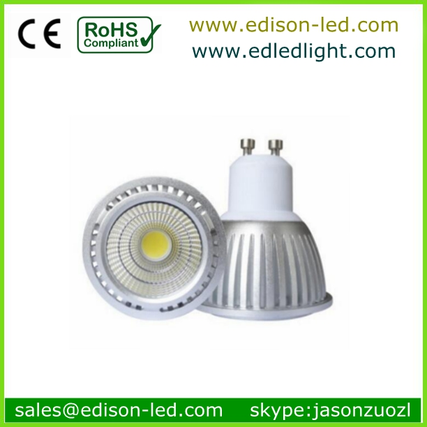 dimmable gu10 dimmable mr11 led spotlight 12v and anti-glare lense to protect eyes