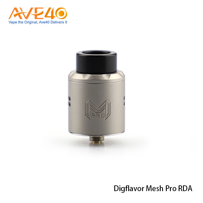 Trading Vape Ave40 Offered!! Digiflavor Mesh Pro RDA Supports Mesh Wires from AVE40