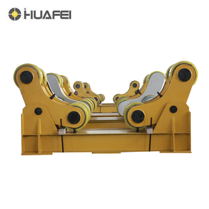 Hot sales self aligned 10 ton conventional welding rotator