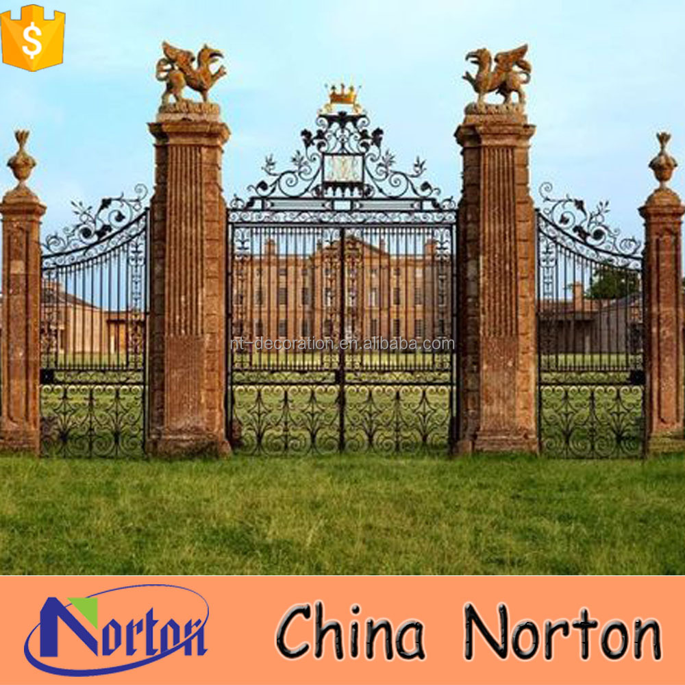 Design Of Main Gate Of Home Made Of Iron For Garden Security Ntirg 380x    Buy Design Of Main Gate Of Home Made Of Iron Wrought Iron Gate Philippines  Gates. Design Of Main Gate Of Home Made Of Iron For Garden Security Ntirg