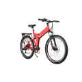 New 36V 250W Electric Bike Mountain Hybrid Electric Bicycle Frame Inside Li-on 10Ah Battery Folding ebike