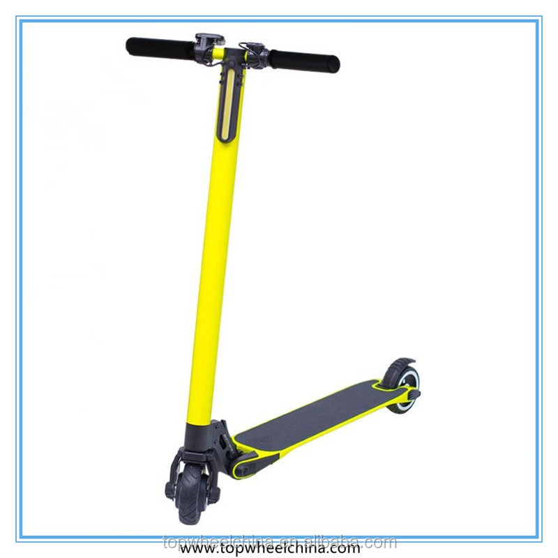 China manufacturer 400w pedal sporting kick scooter two wheel stand up electric bike