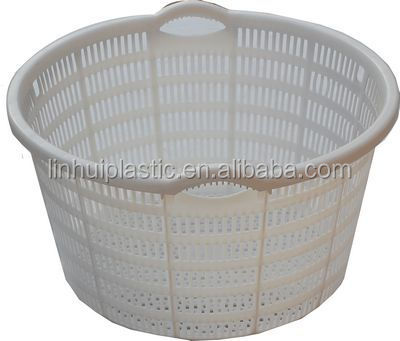 plastic wall mounted fruit basket with net cover