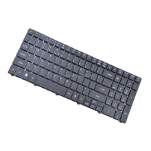 Black US Layout Laptop Keyboard for Acer Gateway PEW71 PEW72 PEW76 Matte