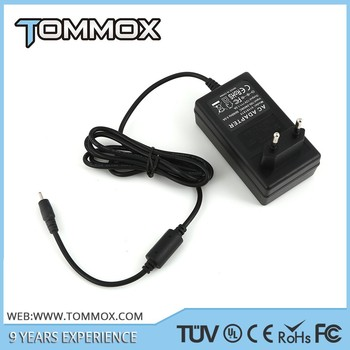 12v 1.5 amp ac dc power adapter 5.5mm x 2.1mm