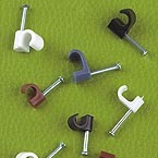 CHS Coaxial cable clips