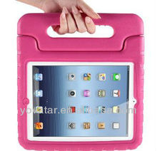 christmas gift shockproof EVA foam shell handle case for ipad air