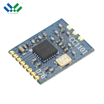 Simple cheap wireless receiver wireless module 433M module