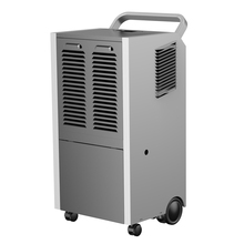 Dorosin 2018 new design 90L/D LGR commercial dehumidifier with big wheel and handle