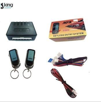 Morocco market MFK 285 car keyless entry system