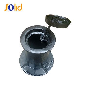 Cast Iron/Grey Iron/Ductile Cast IronSurface box and Valve cover made in China