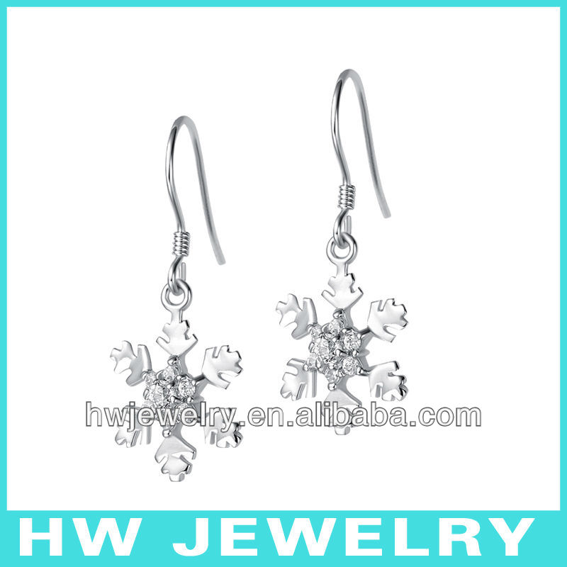 HWME246 tibetan silver earrings