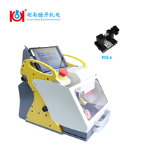 Portable locksmith equipment Fully Automatic key cutting machine SEC-E9