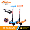 Best Quality Best Price Kids Scooter/kids scooter T-Bar 4 Wheel Kids Scooter/New foldable kids kick scooter with wide deck