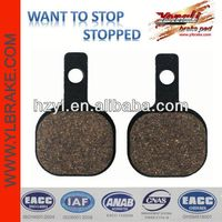China performance motorcycle brake motorcycle part made in china