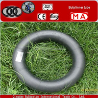 CHEAP PRICE butyl rubber / motorcycle tyre inner tube 4.00-8 for high quality