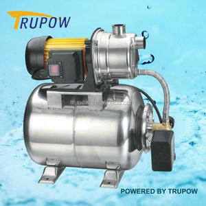 High Pressure Garden Jet Pump With Pressure Tank